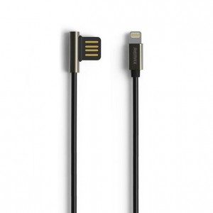 Remax Emperor | Дата кабель USB to Lightning с угловым штекером USB (100 см) для Lenovo Phab 2 Plus
