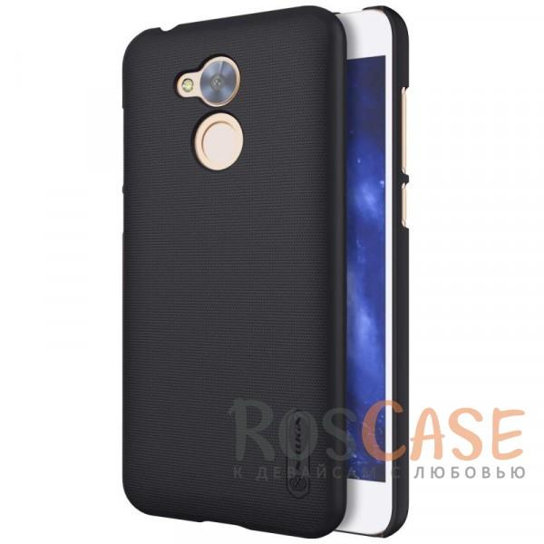 Матовый чехол Nillkin Super Frosted Shield для Huawei Honor 6A (+ пленка) (Черный)Описание:бренд&amp;nbsp;Nillkin;совместим с Huawei Honor 6A;материал: поликарбонат;рельефная фактура;тип: накладка;в наличии все функциональные вырезы;закрывает заднюю панель и боковые грани;не скользит в руках;защищает от ударов и царапин.<br><br>Тип: Чехол<br>Бренд: Nillkin<br>Материал: Поликарбонат