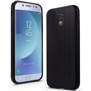 Metal | Силиконовый чехол для Samsung J530 Galaxy J5 (2017)
