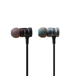 Awei ES70-TY | Вакуумные наушники с L-образным штекером и микрофоном