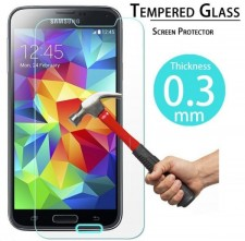 фото Защитное стекло Premium Tempered Glass 0.33mm (2.5D) для Samsung G800H Galaxy S5 mini (к. упак)