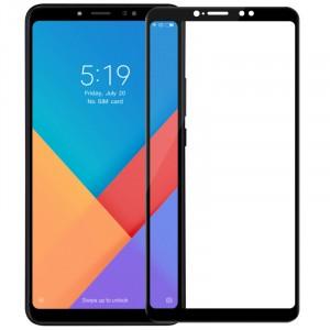 5D защитное стекло для Xiaomi Mi Max 3 на весь экран