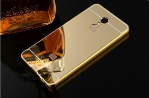 Металлический бампер  для Xiaomi Redmi Note 4 (Snapdragon)