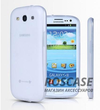 TPU чехол Ultrathin Series 0,33mm для Samsung i9300 Galaxy S3 (Бесцветный (прозрачный))Описание:изготовлен компанией&amp;nbsp;Epik;разработан для Samsung i9300 Galaxy S3;материал: термополиуретан;тип: накладка.&amp;nbsp;Особенности:толщина накладки - 0,33 мм;прозрачный;эластичный;надежно фиксируется;есть все функциональные вырезы.<br><br>Тип: Чехол<br>Бренд: Epik<br>Материал: TPU