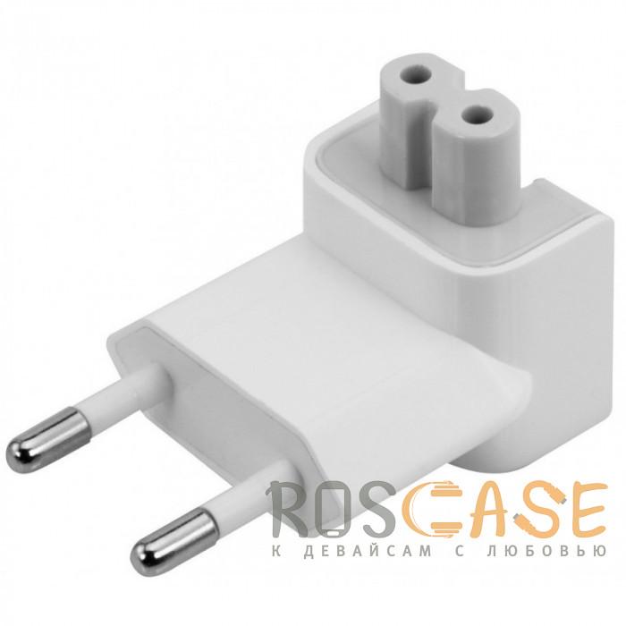 Изображение Белый  Переходник для зарядки MacBook Magsafe / Magsafe 2