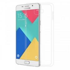 Ультратонкий силиконовый чехол  для Samsung Galaxy J7 Prime 2016 (G610F)