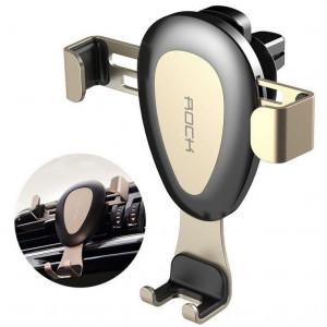 Универсальный автомобильный держатель Rock Ball Joint RPH0837 для телефона