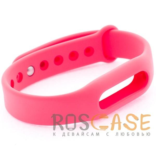 Изображение Розовый Xiaomi Mi Band | Ремешок для фитнес-браслета