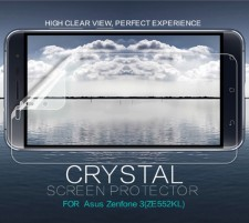 Nillkin Crystal | Прозрачная защитная пленка для Asus Zenfone 3 (ZE552KL)