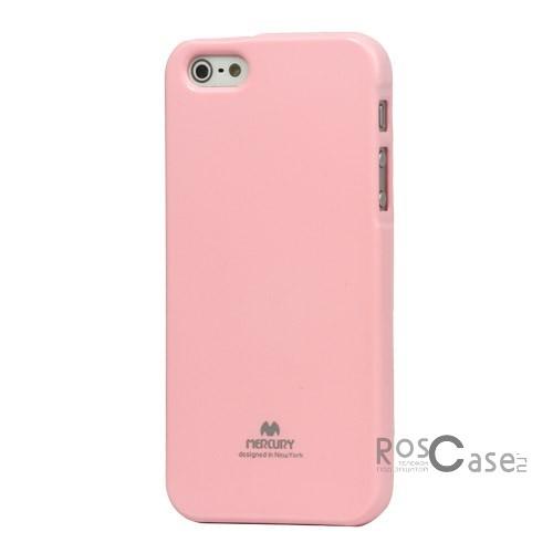 TPU чехол Mercury Jelly Color series для Apple iPhone 5/5S/SE (Розовый)Описание:&amp;nbsp;&amp;nbsp;&amp;nbsp;&amp;nbsp;&amp;nbsp;&amp;nbsp;&amp;nbsp;&amp;nbsp;&amp;nbsp;&amp;nbsp;&amp;nbsp;&amp;nbsp;&amp;nbsp;&amp;nbsp;&amp;nbsp;&amp;nbsp;&amp;nbsp;&amp;nbsp;&amp;nbsp;&amp;nbsp;&amp;nbsp;&amp;nbsp;&amp;nbsp;&amp;nbsp;&amp;nbsp;&amp;nbsp;&amp;nbsp;&amp;nbsp;&amp;nbsp;&amp;nbsp;&amp;nbsp;&amp;nbsp;&amp;nbsp;&amp;nbsp;&amp;nbsp;&amp;nbsp;&amp;nbsp;&amp;nbsp;&amp;nbsp;&amp;nbsp;&amp;nbsp;Изготовлен компанией&amp;nbsp;Mercury;Спроектирован персонально для Apple iPhone 5/5S/5SE;Материал: термополиуретан;Форма: накладка.Особенности:Исключается появление царапин и возникновение потертостей;Восхитительная амортизация при любом ударе;Гладкая поверхность;Не подвержен деформации;Непритязателен в уходе.<br><br>Тип: Чехол<br>Бренд: Mercury<br>Материал: TPU