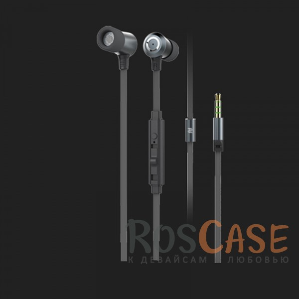 Наушники ROCK Mula S stereo (Tarnish)Описание:производитель  - &amp;nbsp;Rock;материалы - TPE, алюминий, силикон;разъем  -  3,5 mini jack;тип  -  наушники.<br><br>Тип: Наушники/Гарнитуры<br>Бренд: ROCK