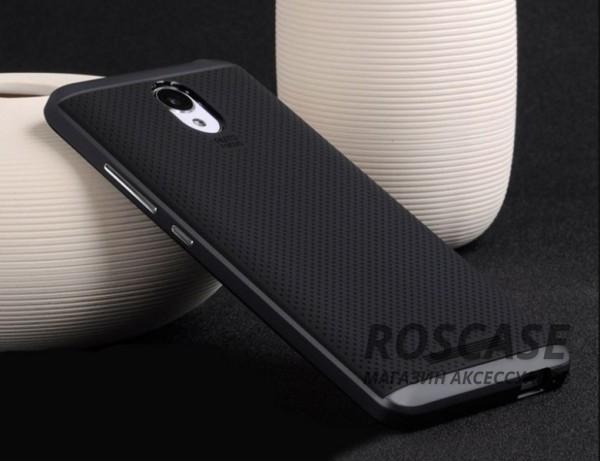 Двухкомпонентный чехол iPaky (original) Hybrid со вставкой цвета металлик для Xiaomi Redmi Note 2 / Redmi Note 2 Prime (Черный / Серый)Описание:компания-разработчик: iPaky;совместимость с устройством модели: Xiaomi Redmi Note 2 / Redmi Note 2 Prime;материал изделия: термопластический полиуретан, поликарбонат;конфигурация: накладка-бампер.Особенности:элегантный дизайн;высокий класс прочности и износоустойчивости;легко и надежно фиксируется на смартфоне;имеет все необходимые функциональные вырезы.<br><br>Тип: Чехол<br>Бренд: iPaky<br>Материал: TPU
