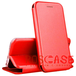 Open Color | Чехол-книжка для Xiaomi Redmi Note 7 / Note 7 Pro / Note 7s с функцией подставки и магнитом