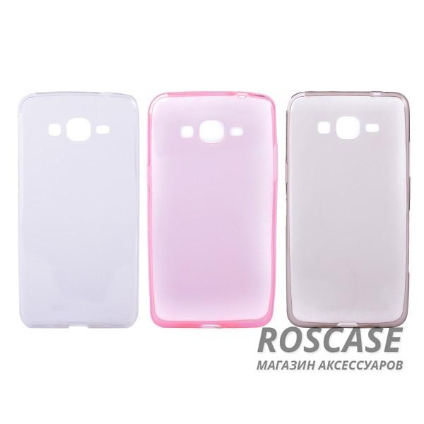TPU чехол Remax 0.2mm для Samsung G530H/G531H Galaxy Grand PrimeОписание:бренд  - &amp;nbsp;Remax;разработан для Samsung G530H/G531H Galaxy Grand Prime;материал - термополиуретан;тип - накладка.Особенности:ультратонкий дизайн - 0,2 мм;прозрачный;гибкий;защита от ударов и царапин;наличие всех вырезов.<br><br>Тип: Чехол<br>Бренд: Remax<br>Материал: TPU