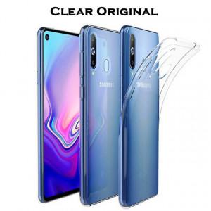 Clear Original | Прозрачный TPU чехол 2мм для Samsung Galaxy A60