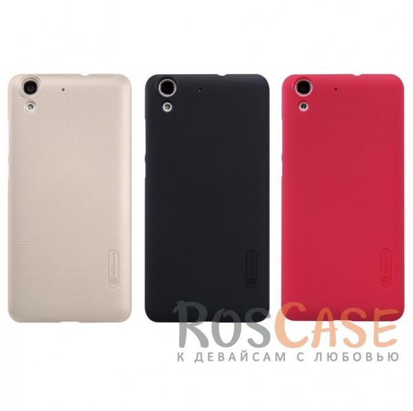 Чехол Nillkin Matte для Huawei Y6 II (+ пленка)Описание:бренд:&amp;nbsp;Nillkin;разработан для Honor 5A / Y6 II;материал: поликарбонат;тип: накладка.Особенности:не скользит в руках благодаря рельефной поверхности;защищает от повреждений;прочный и долговечный;легко устанавливается и снимается;пленка для защиты экрана в комплекте.<br><br>Тип: Чехол<br>Бренд: Nillkin<br>Материал: Поликарбонат