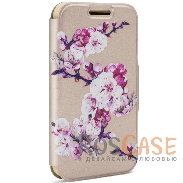 Универсальный женский чехол-книжка с цветами Gresso Тифани-сакура для смартфона 4.5-4.8 дюймаОписание:бренд -&amp;nbsp;Gresso;совместимость -&amp;nbsp;смартфоны с диагональю 4,5-4,8 дюйма;материал - искусственная кожа;тип - чехол-книжка;предусмотрены все необходимые вырезы;защищает девайс со всех сторон;цветочный рисунок;ВНИМАНИЕ: убедитесь, что ваша модель устройства находится в пределах максимального размера чехла. Размеры чехла: 14*7 см.<br><br>Тип: Чехол<br>Бренд: Gresso<br>Материал: Искусственная кожа