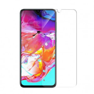 Защитное стекло Ultra Tempered Glass 0.33mm (H+) для Samsung Galaxy A70 (A705F)