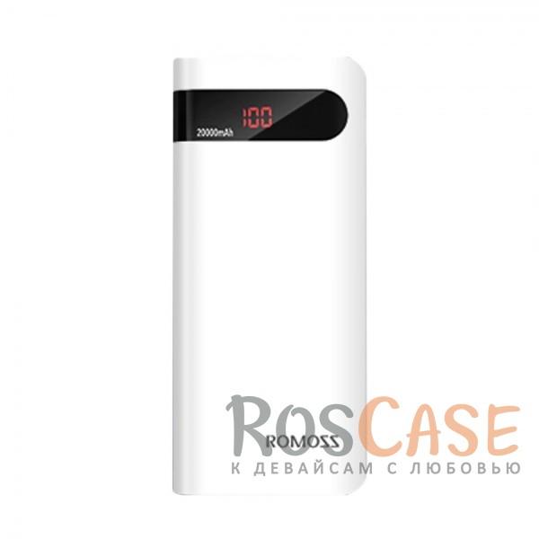 Фото Портативное зарядное устройство Power Bank ROMOSS Sense 6 LED (PH80) (20000mAh)