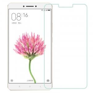 Прозрачное защитное стекло с закругленными краями и олеофобным покрытием для Xiaomi Mi Max 2