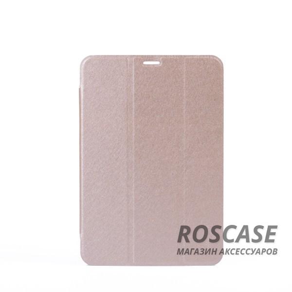 Кожаный чехол-книжка TTX Elegant Series для Samsung Galaxy Tab S2 8.0 (Золотой)Описание: производитель: компания разработчик аксессуаров TTX;совместим с девайсами: Samsung Galaxy Tab S2 8.0материал производства: синтетическая искусственная кожа и высококачественный пластик;конфигурация: форм-фактор чехол с подставкой.Особенности:ультратонкий инновационный дизайн от компании;эффективная функция подставки;износоустойчивый прочный материал;защита чехла от различных повреждений.<br><br>Тип: Чехол<br>Бренд: TTX<br>Материал: Искусственная кожа