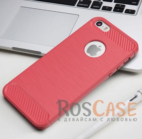 TPU чехол iPaky Slim Series для Apple iPhone 7 (4.7) (Розовый)Описание:бренд - iPaky;совместим с Apple iPhone 7 (4.7);материал: термополиуретан;тип: накладка.Особенности:эластичный;свойство анти-отпечатки;защита углов от ударов;ультратонкий;защита боковых кнопок;надежная фиксация.<br><br>Тип: Чехол<br>Бренд: Epik<br>Материал: TPU