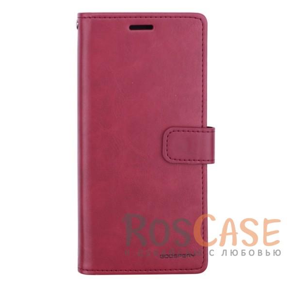 Мягкий кожаный чехол-книжка Mercury Blue Moon Diary с функцией подставки и магнитной застежкой для Samsung G950 Galaxy S8 (Винный)Описание:бренд&amp;nbsp;Mercury;разработан для&amp;nbsp;Samsung G950 Galaxy S8;материалы - термополиуретан, искусственная кожа;функция подставки;внутренние кармашки;магнитная застежка;формат- чехол-книжка;защищает гаджет со всех сторон.<br><br>Тип: Чехол<br>Бренд: Epik<br>Материал: Искусственная кожа