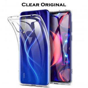 TPU чехол Clear Original для Xiaomi Mi CC9 / Mi 9 Lite