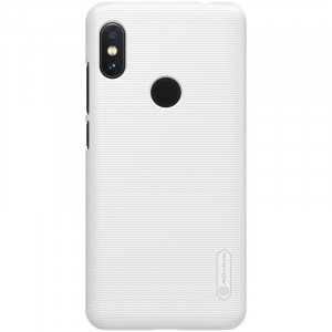 Nillkin Super Frosted Shield | Матовый чехол для Xiaomi Redmi Note 6 Pro