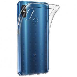 Clear Case | Прозрачный TPU чехол 2мм  для Xiaomi Mi 8