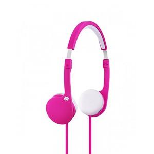 Urbanista Barcelona | Розовая проводная гарнитура (Уценка) для Samsung Galaxy S6 (G920F)