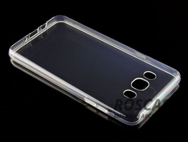 TPU чехол Ultrathin Series 0,33mm для Samsung J710F Galaxy J7 (2016)Описание:бренд:&amp;nbsp;Epik;совместим с Samsung J710F Galaxy J7 (2016);материал: термополиуретан;тип: накладка.&amp;nbsp;Особенности:ультратонкий дизайн - 0,33 мм;прозрачный;эластичный и гибкий;надежно фиксируется;все функциональные вырезы в наличии.<br><br>Тип: Чехол<br>Бренд: Epik<br>Материал: TPU