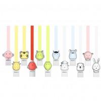 ROCK Chinese Zodiac | Кабель MicroUSB со штекером в виде животных (1 метр) для Meizu Pro 6