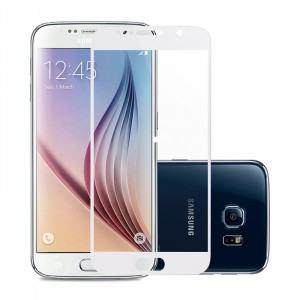 Artis 2.5D | Цветное защитное стекло на весь экран  для Samsung Galaxy S6 (G920F)
