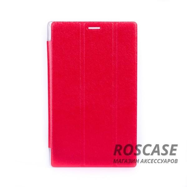 Кожаный чехол-книжка TTX Elegant Series для Asus ZenPad 8.0 (Z380C) (Красный)Описание: производитель: компания TTX;подходит девайсам: Asus ZenPad 8.0 (Z380C);изготовлен из материалов: пластик, полиуретан, искусственный материал под кожу;форма: чехол в виде книжки.Особенности: современная технологическая обработка;полное соответствие форме устройства;необходимые разъемы;уникальная поверхность чехла.<br><br>Тип: Чехол<br>Бренд: TTX<br>Материал: Искусственная кожа
