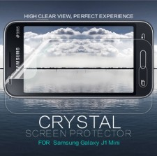 Nillkin Crystal | Прозрачная защитная пленка для Samsung J105H Galaxy J1 Mini / Galaxy J1 Nxt