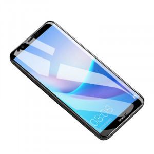 Гидрогелевая защитная пленка Rock для Huawei Y9 (2018)