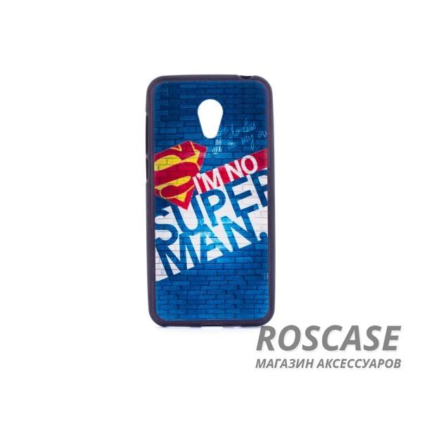 Чехол-накладка Rebus для Meizu M2 / M2 mini (Superman)Описание:разработан для Meizu M2 / M2 mini;материал: пластик;форма: накладка.&amp;nbsp;Особенности:ультратонкое исполнение;полный набор функциональных прорезей;оригинальный дизайн;высокоэффективный уровень защиты;износостойкая поверхность.<br><br>Тип: Чехол<br>Бренд: Epik<br>Материал: Пластик