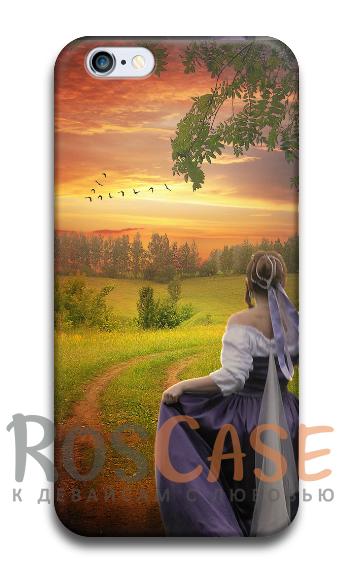 "Фото Прогулка Пластиковый чехол RosCase ""ЛЕТО!"" для iPhone 6/6s (4.7"")"