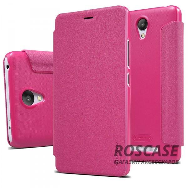 Кожаный чехол (книжка) Nillkin Sparkle Series для Xiaomi Redmi Note 2 / Redmi Note 2 Prime (Розовый)Описание:бренд -&amp;nbsp;Nillkin;совместим с Xiaomi Redmi Note 2 / Redmi Note 2 Prime;материал - кожзам;тип: книжка.&amp;nbsp;Особенности:износостойкий;тонкий дизайн;блестящая поверхность;защита со всех сторон.<br><br>Тип: Чехол<br>Бренд: Nillkin<br>Материал: Искусственная кожа
