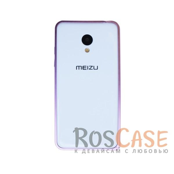 Металлический округлый бампер на пряжке для Meizu M3 / M3 mini / M3s (Розовый)<br><br>Тип: Бампер<br>Бренд: Epik
