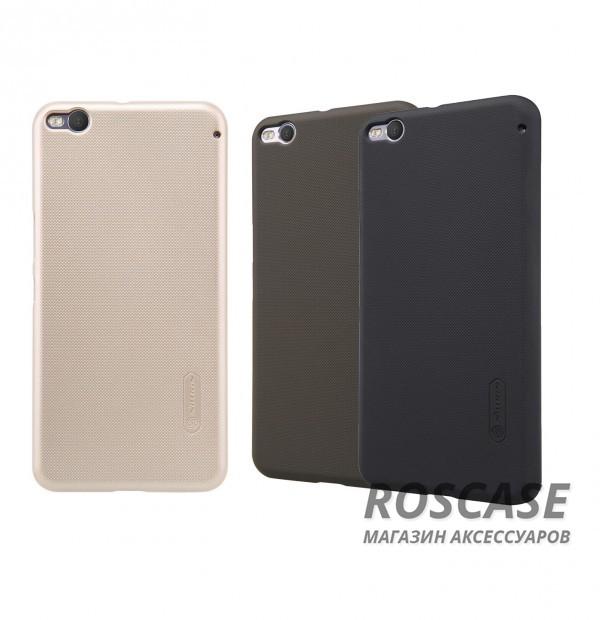 Матовый чехол Nillkin Super Frosted Shield для HTC One X9 (+ пленка)Описание:производитель -&amp;nbsp;Nillkin;материал - поликарбонат;совместим с Asus;тип - накладка.&amp;nbsp;Особенности:матовый;прочный;тонкий дизайн;не скользит в руках;не выцветает;пленка в комплекте.<br><br>Тип: Чехол<br>Бренд: Nillkin<br>Материал: Поликарбонат