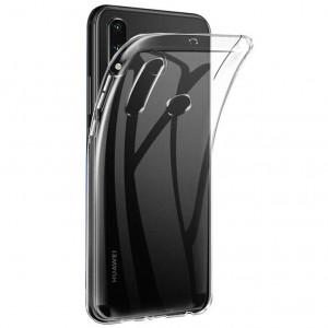 Clear Case   Прозрачный TPU чехол 2мм  для Huawei Honor 20i