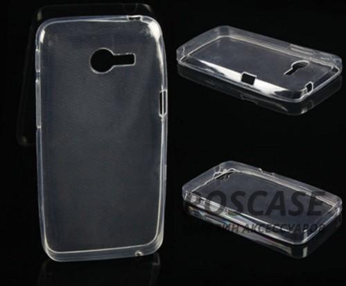 TPU чехол Ultrathin Series 0,33mm для Asus Zenfone 4 (A400CG)Описание:бренд:&amp;nbsp;Epik;совместим с Asus Zenfone 4 (A400CG);материал: термополиуретан;тип: накладка.&amp;nbsp;Особенности:ультратонкий дизайн - 0,33 мм;прозрачный;эластичный и гибкий;надежно фиксируется;все функциональные вырезы в наличии.<br><br>Тип: Чехол<br>Бренд: Epik<br>Материал: TPU