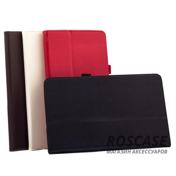 Кожаный чехол-книжка TTX с функцией подставки для Samsung Galaxy Tab E 9.6Описание:производитель  - &amp;nbsp;TTX;совместимость  -  Samsung Galaxy Tab E 9.6;материалы  - кожзам и микрофибра;форма  -  чехол-книжка.&amp;nbsp;Особенности:может превращаться в подставку;надежно удерживает планшет;защищает от царапин, потертостей, трещин;на нем не остаются отпечатки пальцев;вырезы для: динамиков, наушников, зарядного устройства, камеры, кнопок.<br><br>Тип: Чехол<br>Бренд: TTX<br>Материал: Искусственная кожа
