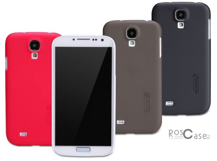 фото чехол Nillkin Matte для Samsung Galaxy S4 i9500 (+пленка)