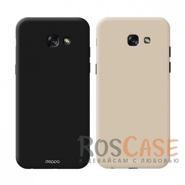 Чехол Air Case Deppa (soft touch) для Samsung A720 Galaxy A7 (2017)Описание:компания Deppa;создан для модели устройства Samsung A720 Galaxy A7 (2017);материал - поликарбонат;тип - накладка.<br><br>Тип: Чехол<br>Бренд: Noreve<br>Материал: Поликарбонат