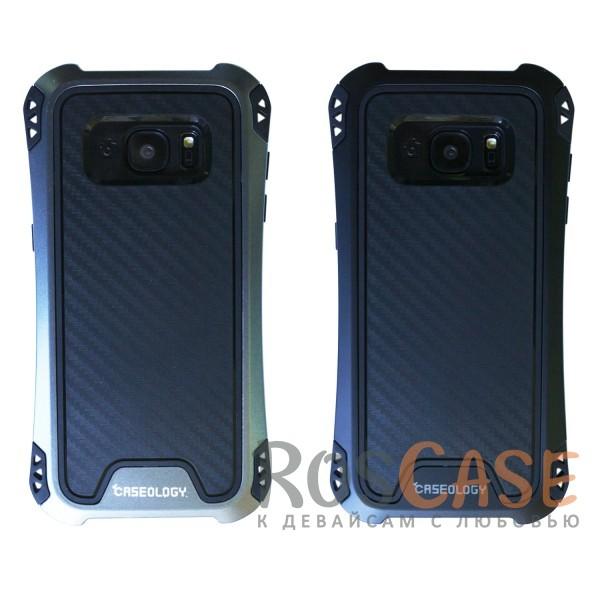 Противоударный чехол накладка с эргономичным бампером для Samsung G935F Galaxy S7 Edge<br><br>Тип: Чехол<br>Бренд: Epik<br>Материал: TPU