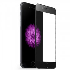 """Цветное защитное стекло на весь экран для Apple iPhone 7 / 8 (4.7"""")"""