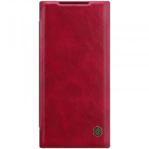 Nillkin Qin   Чехол-книжка из Premium экокожи  для Samsung Galaxy Note 20 Ultra